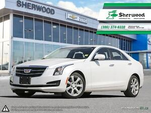 2016 Cadillac ATS 2.0L Turbo AWD Luxury Collection