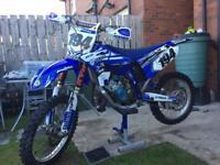 Yamaha yz 125 (fresh)