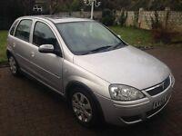 2005 Vauxhall Corsa 1.2 i 16v Design 5dr (a/c), Full Service History, Low Mileage, MOT & TAX