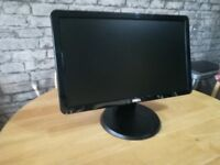 Dell 20 inch Tilting Monitor in Excellent condition