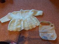 Baby girl cardigans