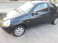 NICE SMALL HATCH FORD KA 2003 LIMITED EDITION 1.3 HIGH SPEC LOW INS 45 MPG RUNSGREAT WAS 675 NOW 525