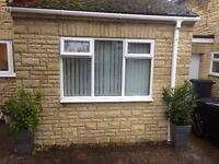 Double glazed window recently removed from house, two openers but window keys lost. Good Condition
