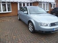 CHEAP 2002 Audi A4 1.9 TDI SE Diesel QUATTRO FSH Fully Loaded