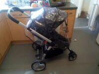Petite star 3 in 1 buggy