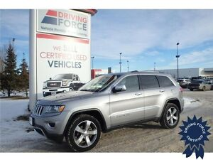 2014 Jeep Grand Cherokee Limited 4x4 - 84,017 KMs, Seats 5