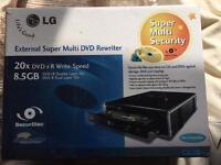 DVD rewriter