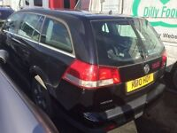 Vauxhall vectra diesel 2007 year parts available estate