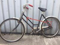Vintage Pashley trade bike