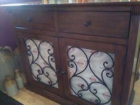 Cupboard 2 drawer