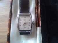 1940s UMF German watch