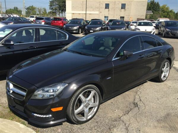 Used 2012 Mercedes-Benz CLS-Class