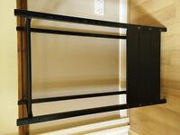 "19"" Equipment Rack (16U) with 3 blank panels"