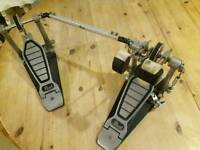 Pearl Double / Twin Bass drum pedal