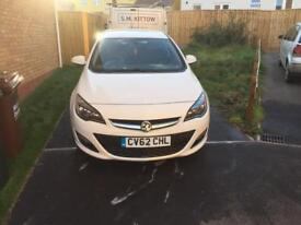 Vauxhall Astra sri 1.4