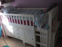 Marks and Spencer Hastings Sleepstation Bed and Storage