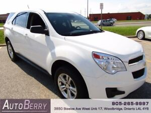 2015 Chevrolet Equinox LS **ACCIDENT FREE CERTIFIED*** $13,999