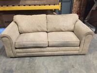 Large two seat sofa