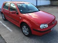 2003 VW GOLF 1.4 **MOT MAY 2017** ONLY 90,000 MILES, GREAT FIRST CAR