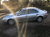 2006 FORD MONDEO TDCI DIESEL, 55 MPG. LONG MOT CHEAP TAX.