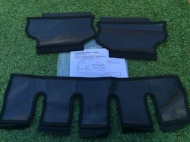 Rare Genuine VW Golf MK4 Cold Weather Cover Kit from USA TDI GTI OEM Diesel Winter Front