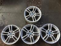 bmw alloys wheels 18inch