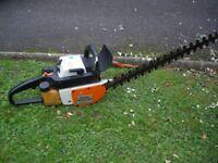 Stihl hedge trimmer HS60AV
