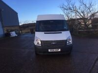 FORD TRANSIT MWB.61 REG.1 OWNER.CHOICE OF 6 VANS MILES FROM 50K TO 110K