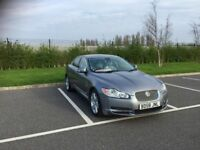 JAGUAR XF PREMIUM LUXURY 2.7 DIESEL ONLY 42000 MILEAGE