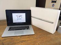 "Apple MacBook Pro Retina 15.4"" Early-2013 2.4GHz i7 8GB RAM 256GB SSD ME664B/A"