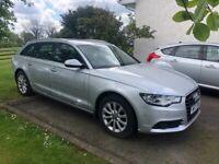 Audi, A6, Estate, 2013, Semi-Auto, 2967 (cc), 5 doors
