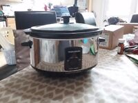Morphy Richards electric slow cooker