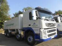 HGV Class 2/C tarmac tipper driver required