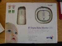 BT Digital Baby Monitor 100