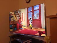"""Panasonic TX-L55WT65B VIERA 55"""" LED 3D Full HD Smart Wi-Fi TV"""