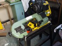 for sale WARCO electric band saw little use