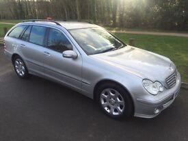 AUTOMATIC DIESEL Mercedes CDTI estate , 55 plate , fsh, new mot