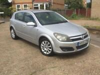 2005 Vauxhall Astra 1.6 Auto FSH Leathers Seats