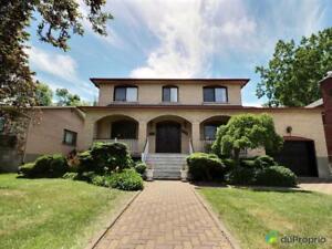 819 000$ - Maison 2 étages à vendre à Saint-Laurent