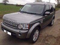 Land Rover Discovery 4 3.0 V6 diesel cheap 4x4
