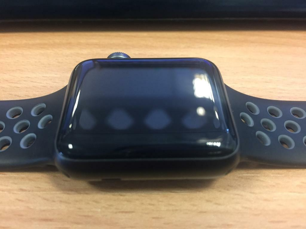 Apple Watch Series 2 Nike Space Gray 38mm