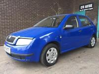 SKODA FABIA CLASSIC SDI DIESEL HATCH BACK WITH SERVICE HISTORY AND NEW MOT!!