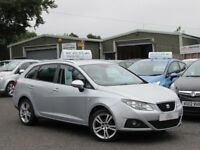 2011 SEAT IBIZA 1.4 SE COPA ESTATE ONLY 63000 MILES 2 OWNERS FULL SERVICE HISTORY IMMACULATE