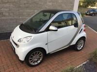 Smart Fortwo passion cdi diesel 2009(59)reg 58k mls £2995