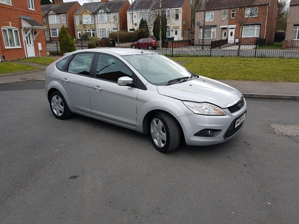 2008 FORD FOCUS [FACELIFT} 1.6 LTRS PETROL MANUAL £1198 NO OFFERS NO SWAP