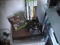 xbox 360 E 320gb 2015 model perfect working order £65 no offers