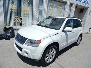 2010 Suzuki Grand Vitara NAVIGATION LEATHER SUNROOF AWD