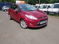 Ford Fiesta 2009, Zetec, long MOT, FINANCE AVAILABLE. months warranty,