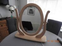 Dressing Table Tilting Mirror