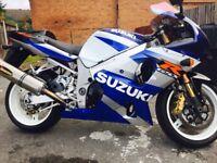 Suzuki gsxr 1000 LOW MILES